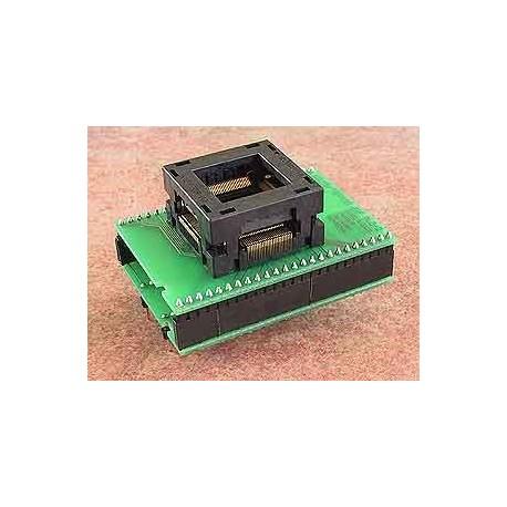 Adaptateur DIL48/TQFP100 ZIF PLD-2