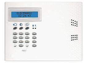 centrale d 39 alarme seule sans fil ifm32 33 zones. Black Bedroom Furniture Sets. Home Design Ideas