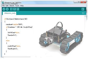 Programmation sous environnementnement arduino ™
