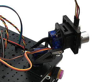 Détail du robot Initio Ultimate 4tronix