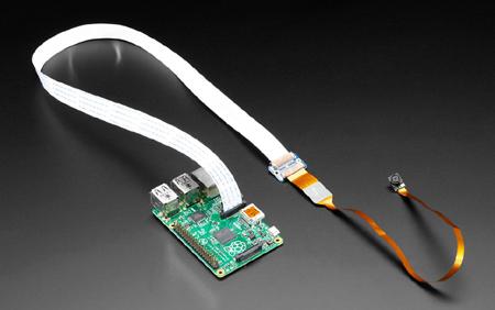 Exemple d'utilisation du module adaptateur CSI ou DSI