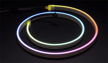 Flexible néon en silicone à leds NeoPixel Adafruit 4310