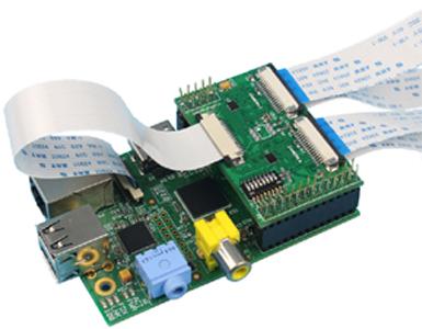 Module ArduCAM Multi camera Adapter