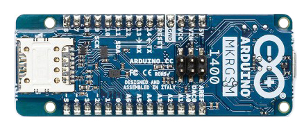 Face arrière de la platine Arduino MKR GSM 1400