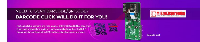 Module Barecode Click