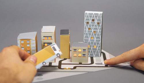 Utilisation du starter-kit Electric Paint Circuit Kit BARE-1510