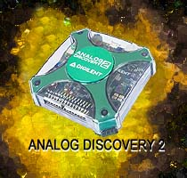 Boitier Analog Discovery 2