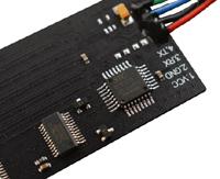 MCU intégré de la matrice à leds RVB flexible DFR0597