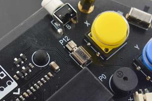 Détail de la manette micro:Gamepad DFR0536