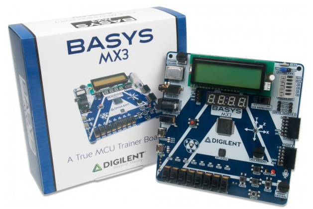 Platine Basys MX3