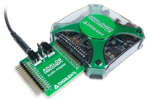 Utilisation de la platine Audio Adapter