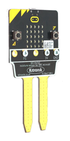 Exemple d'utilisation du capteur d'humidité de sol 5647