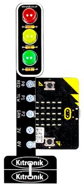 Exemple d'utilisation de la platine STOP:bit une carte micro:bit