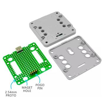 Partie basse du kit de développement IoT ESP32 FIRE