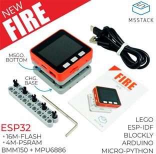 Kit de développement IoT ESP32 FIRE