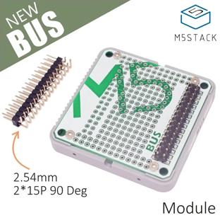 L'extension BUS pour module IoT M5STACK et son connecteur