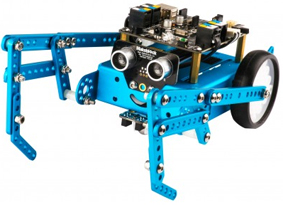 Montage mbot en robot Beetle