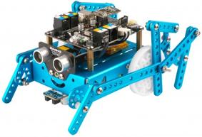 Montage mbot en robot Mantis