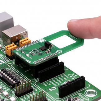 Détail du module Moisture click MIKROE-3084