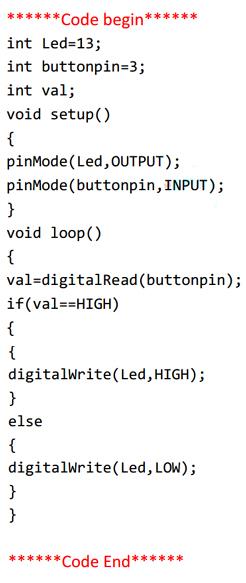 Exemple de code source Arduino pour capteur à fourche optique