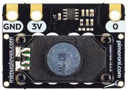Module Pimoroni MINI.MU PIM402 pour micro:bit