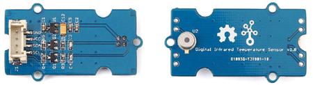 Détail du capteur de température infrarouge digital Grove 101020077