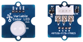 Module Grove Led RVB ajustable
