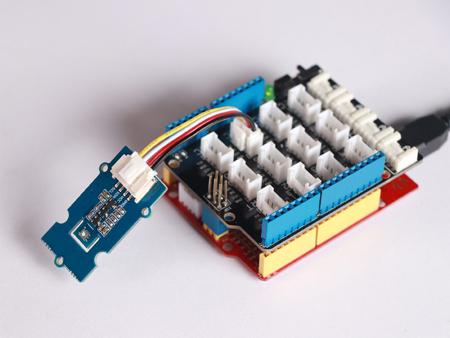 Utilisation du module capteur Grove  gaz Grove 101020512