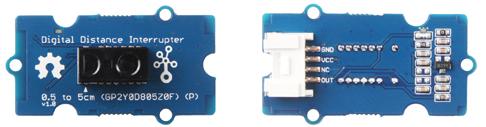 Module Capteur de distance IR Grove 101020578