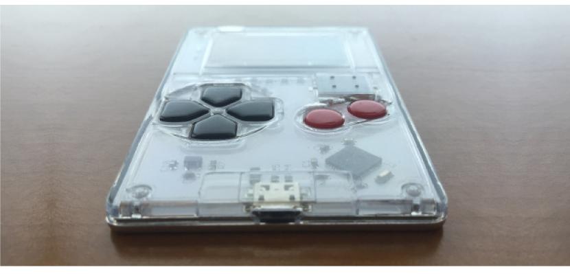 Mini console de jeux programmable Arduboy